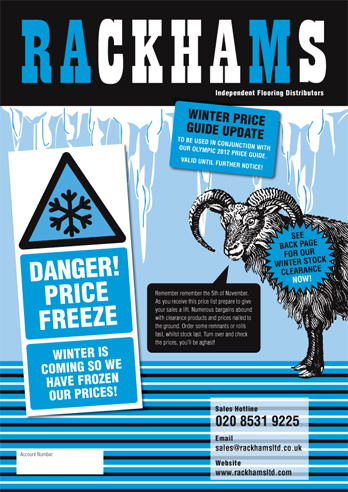 Price Guide Update - November 2012